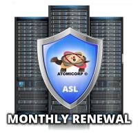Atomic Endpoint Defender for Linux Servers (Monthly) (formally known as (ASL)