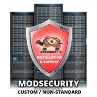 Modsecurity Installation - Custom or Non-Standard