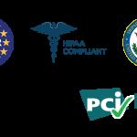 Compliance - PCI-DSS, HIPAA, GDPR, NIST