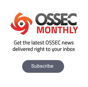 OSSEC Newsletter Subscription