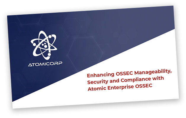 Enhancing OSSEC Manageability, Security and Compliance