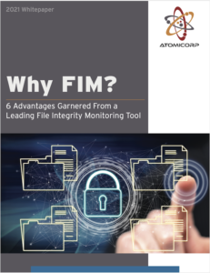 Download File Integrity Monitoring Whitepaper - Why FIM?