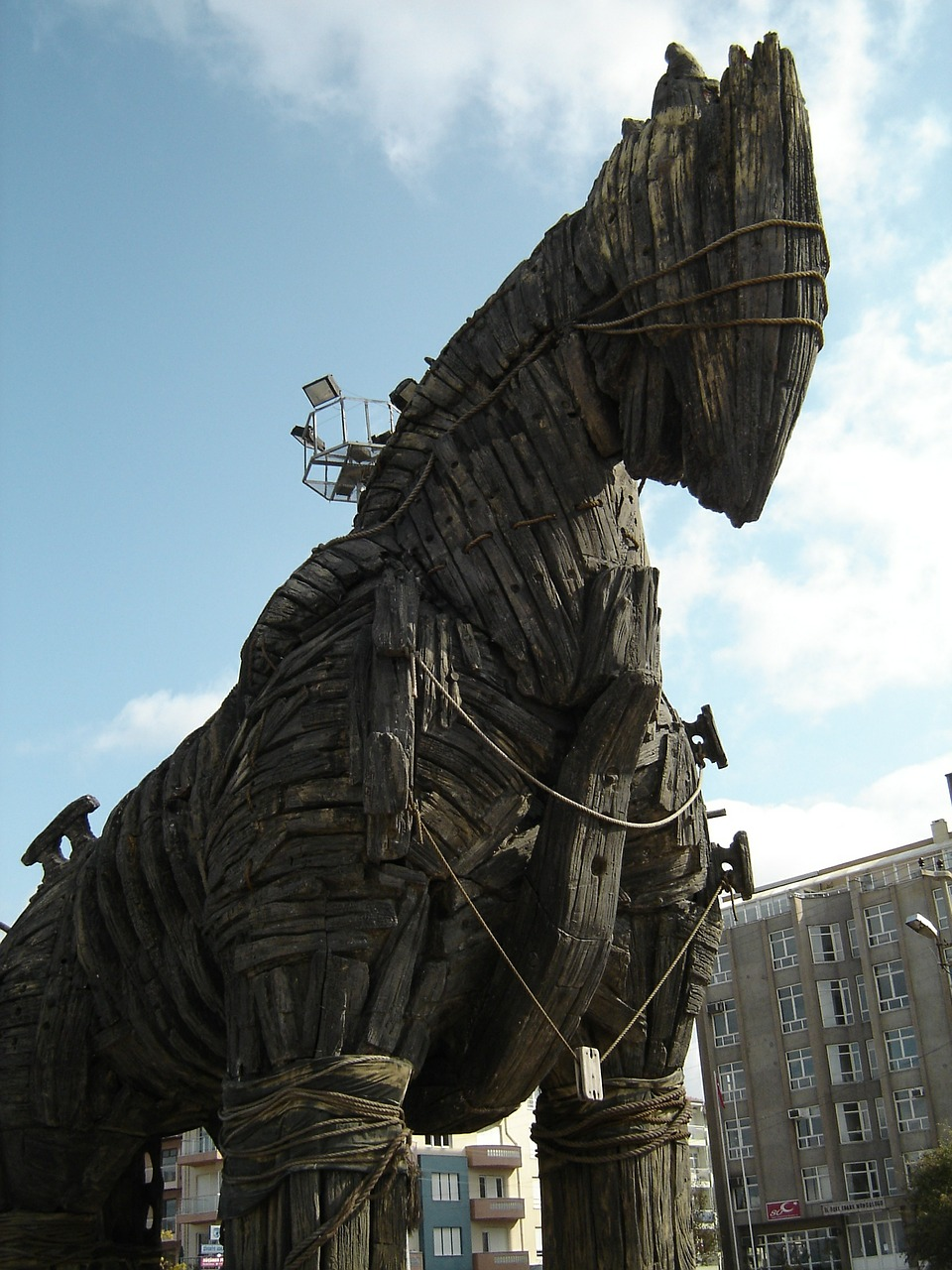 The ageless Trojan horse strikes at the code level, and requires deep inspection.